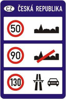 Speed limits (IP28)