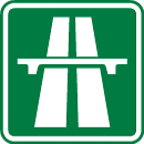 Motorway (with a fee)